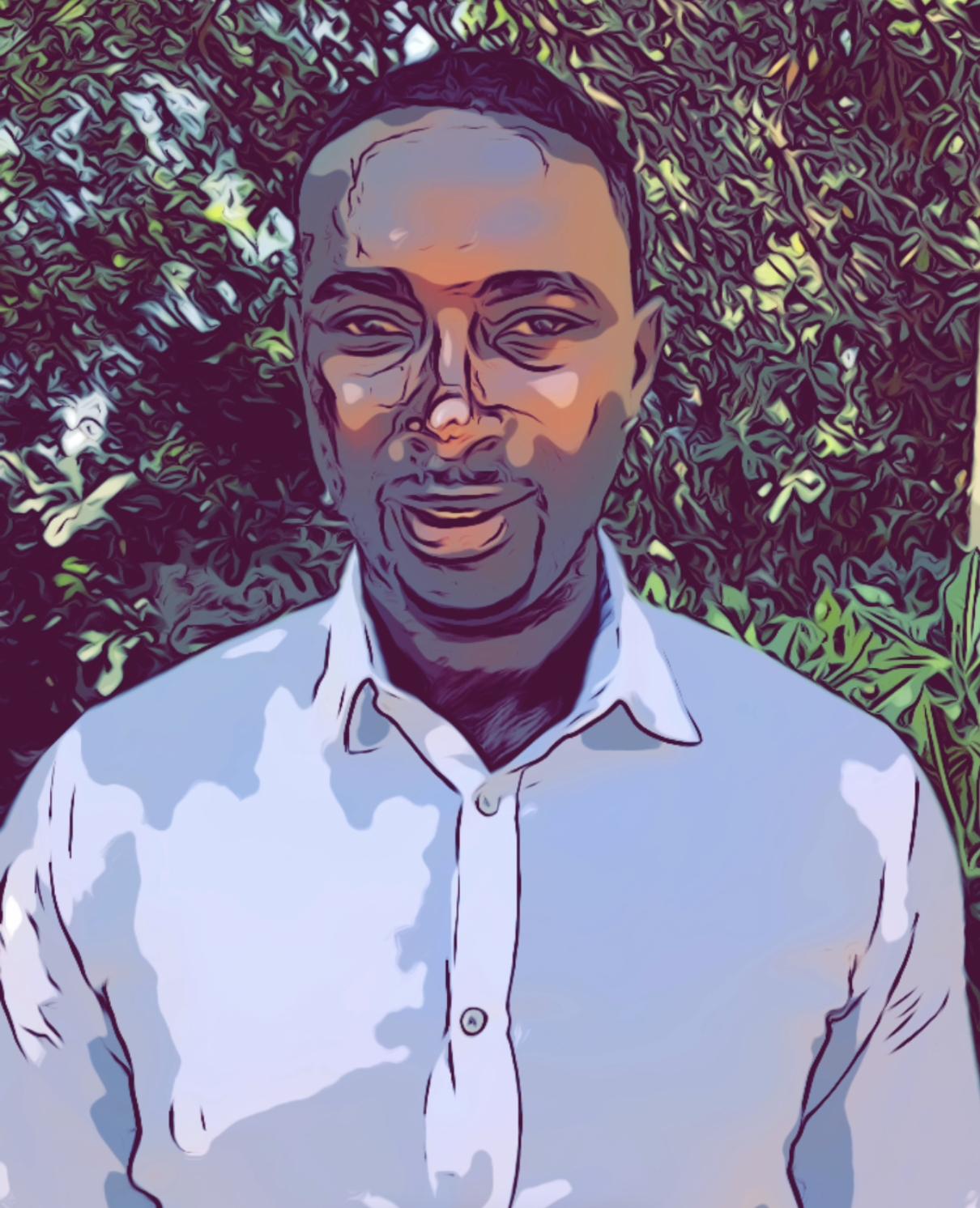 Tijan Ceesay, COO, Aspuna Gambia Ltd.