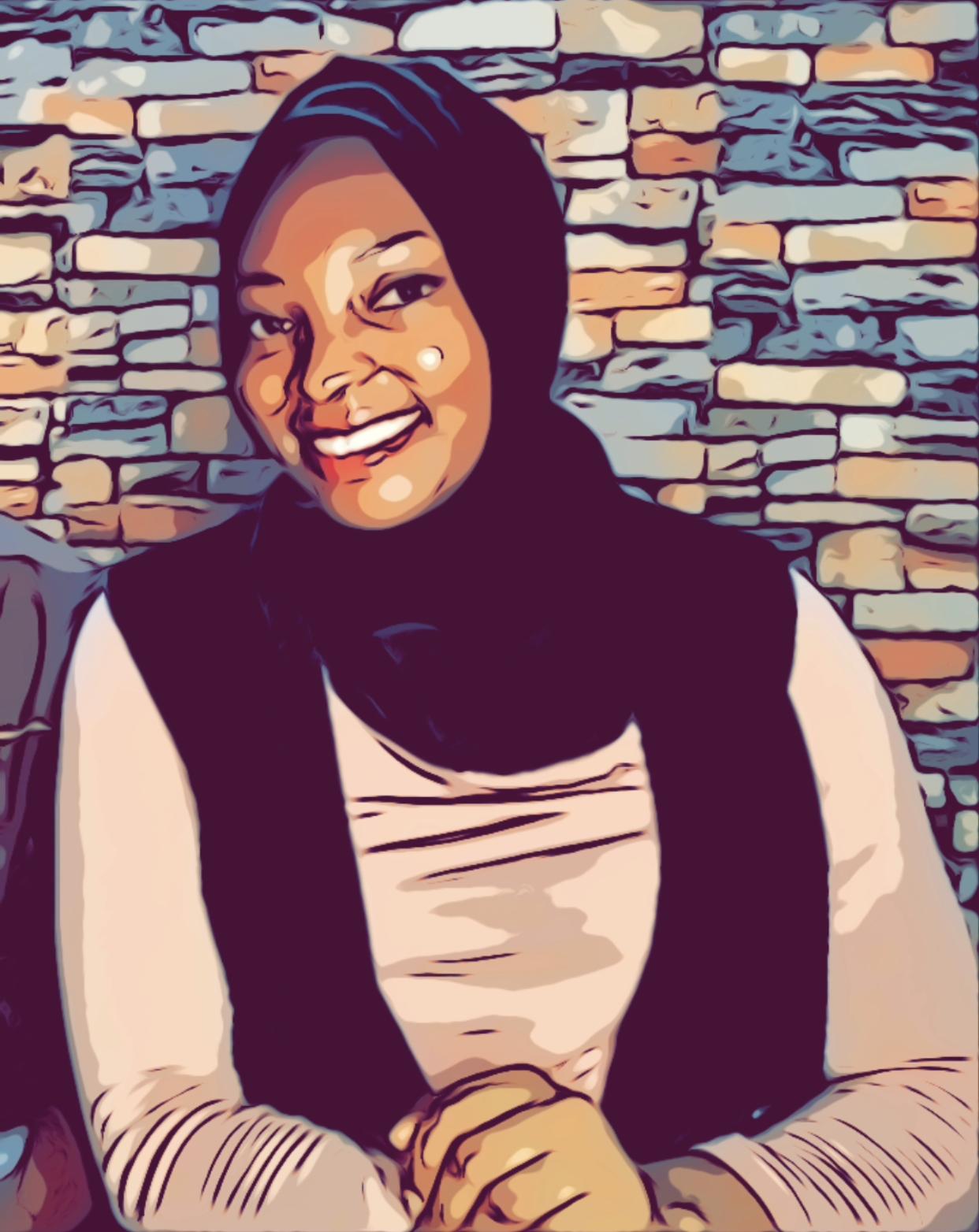 Ms Khaulat Ayomide Abdulhakeem, Product Manager, Aspuna Nigeria.
